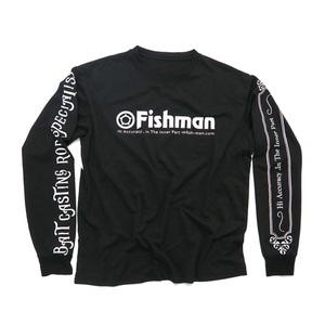 Fishman(フィッシュマン) Fishman ドライロングTシャツ AP-00180