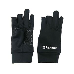 Fishman(フィッシュマン) Fishman 冬用グローブ(3フィンガーレス) GB-201901