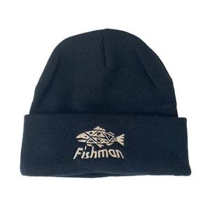 Fishman(フィッシュマン) アミュレットフィッシュニットキャップ CAP-1