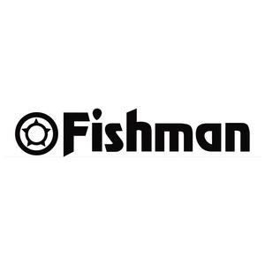 Fishman(フィッシュマン) Fishmanカッティングステッカー ST-201902
