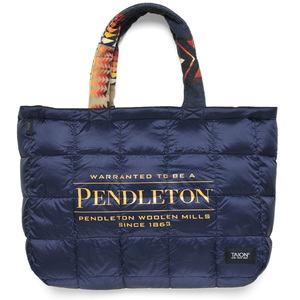 PENDLETON(ペンドルトン) REVERSIBLE TOTE BAG PDT-TON-203001