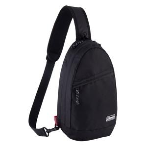 Coleman(コールマン) ウォーカー スリングバッグ(WALKER SLING BAG) 約6.5L ブラック 2000037745