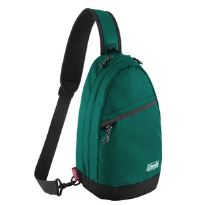 Coleman(コールマン) ウォーカー スリングバッグ(WALKER SLING BAG) 約6.5L エバーグリーン 2000038301