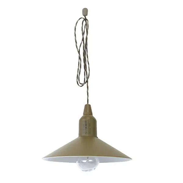 POST GENERAL(ポストジェネラル) HANG LAMP TYPE2 最大50ルーメン 単四電池式 982170002 電池式