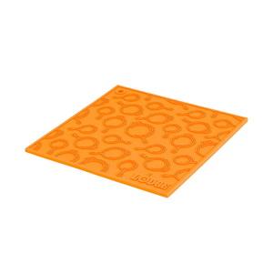 LODGE(ロッジ) スクエア シリコーントリベット オレンジ 19240260005000