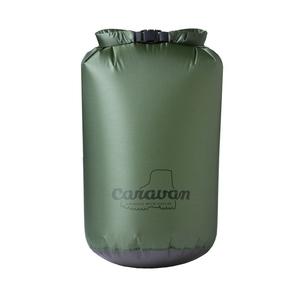 キャラバン(Caravan) SILICコーデュラ ドライサック 10L 802(アーミー) 0450102