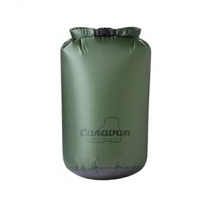 キャラバン(Caravan) SILICコーデュラ ドライサック 20L 802(アーミー) 0450104
