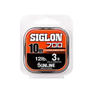 サンライン(SUNLINE) SIGLON(シグロン)フロロ 10m #4 クリア