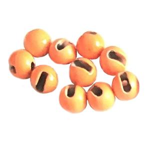 ティムコ(TIEMCO) TMCタングステンビーズプラス ノーマル MICR FLOR(FLオレンジ) 066609106001