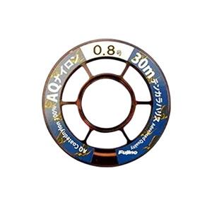 フジノナイロン AQナイロンテンカラハリス 30m K-29