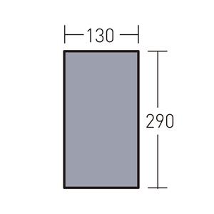 ogawa(キャンパルジャパン) PVCマルチシート 300×140用 1437