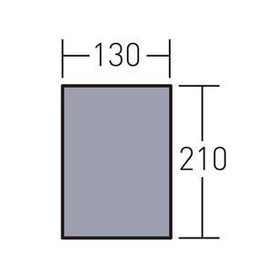 ogawa(キャンパルジャパン) グランドマット ヒュッテレーベンインナー用 3896