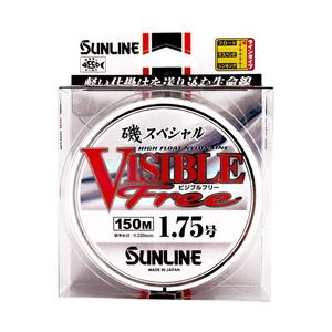 サンライン(SUNLINE) 磯スペシャル ビジブルフリー 150m 220