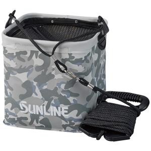 サンライン(SUNLINE) メッシュトップバケツ SB-550