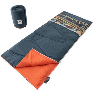 ロゴス(LOGOS) 【2021年新商品】丸洗い寝袋 リバーシブル・5 (ダークグリーンナバホ) 72600012