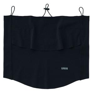 ロゴス(LOGOS) 【2021年新商品】by LIPNER クールフェイスマスク フリー ブラック 81690267