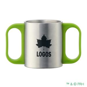 ロゴス(LOGOS) 【2021年新商品】はらぺこあおむし Wハンドルステンマグ 86009124