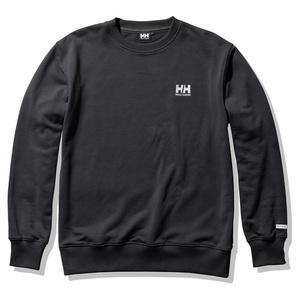 HELLY HANSEN(ヘリーハンセン) 【21春夏】Logo Sweat Crew(ロゴ スウェット クルー) HE32125