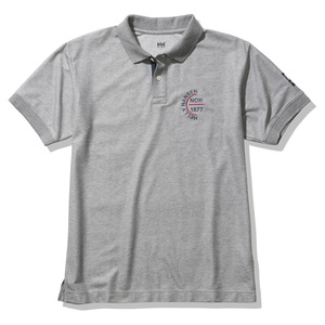 HELLY HANSEN(ヘリーハンセン) S/S SAIL NUMBER POLO(S/S セイル ナンバー ポロ)メンズ HH32100
