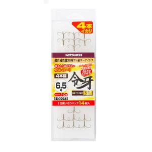 カツイチ(KATSUICHI) 令牙 4本錨