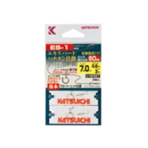 カツイチ(KATSUICHI) エキスパートハナカン仕掛 ワンピース ES-1