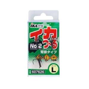 カツイチ(KATSUICHI) IKAクラ IS-52 イカつ?るNo.2
