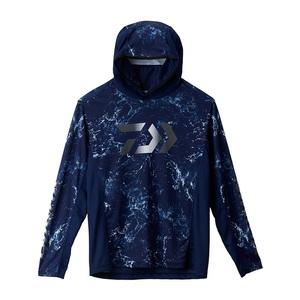 ダイワ(Daiwa) DE-3721 ロングスリーブ フーディーゲームシャツ 08333355 フィッシングシャツ