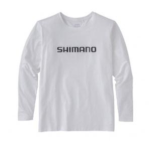 シマノ(SHIMANO) SH-095U スタンダード Tシャツ(長袖) 49715