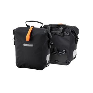 ORTLIEB(オルトリーブ) 【正規品】 グラベルパック QL2.1ペア サイクルバッグ フォークバッグ バイクパッキング 防水 OR-F9982 サイド&パニアバッグ