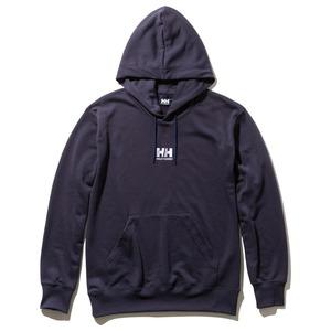 HELLY HANSEN(ヘリーハンセン) LOGO SWEAT HOODIE (ロゴ スウェット フーディー) メンズ HOE32000
