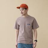 パタゴニア(patagonia) 【21春夏】メンズ P-6 ラベル ポケット レスポンシビリティー 37406 メンズ半袖Tシャツ