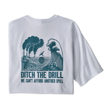 パタゴニア(patagonia) メンズ ディッチ ザ ドリル レスポンシビリティー 37409 メンズ半袖Tシャツ