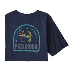 パタゴニア(patagonia) 【21春夏】メンズ ソフト ハックル オーガニック Tシャツ 37412