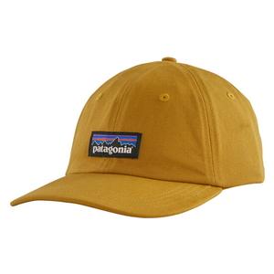パタゴニア(patagonia) 【21春夏】P-6 Label Trad Cap(P-6 ラベル トラッド キャップ)ユニセックス 38296 キャップ(メンズ&男女兼用)