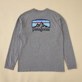 パタゴニア(patagonia) 【21秋冬】メンズ ロングスリーブ フィッツロイ ホライゾンズ レスポンシビリティー 38514 メンズ長袖Tシャツ