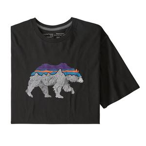 パタゴニア(patagonia) 【21春夏】メンズ バック フォー グッド オーガニック Tシャツ 38565