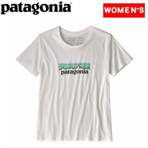 パタゴニア(patagonia) 【21春夏】ウィメンズ パステル P-6 ロゴ オーガニック クルー Tシャツ 39576