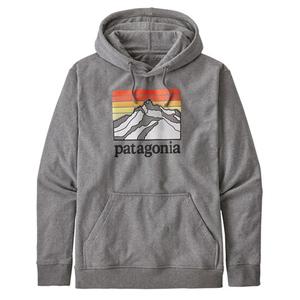 パタゴニア(patagonia) 【21春夏】メンズ ライン ロゴ リッジ アップライザル フーディ 39584