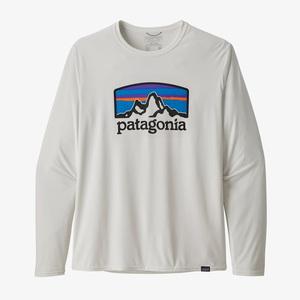 パタゴニア(patagonia) 【21春夏】メンズ ロングスリーブ キャプリーン クール デイリー グラフィック シャツ 45190