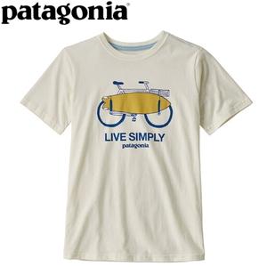 パタゴニア(patagonia) 【21春夏】Boy's Graphic Organic T(グラフィック オーガニック Tシャツ) 62151