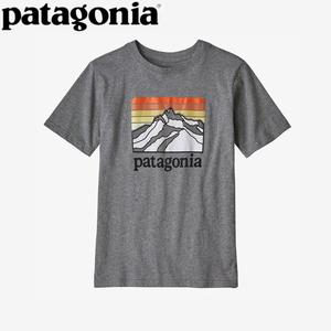 パタゴニア(patagonia) Boy's Graphic Organic T(グラフィック オーガニック Tシャツ) 62151