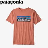 パタゴニア(patagonia) B P-6 Logo Organic T(P-6 ロゴ オーガニック Tシャツ)ボーイズ 62153 半袖(ジュニア・キッズ・ベビー)