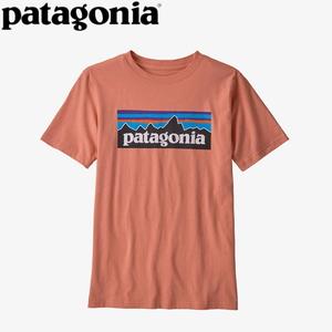 パタゴニア(patagonia) 【21春夏】B P-6 Logo Organic T(P-6 ロゴ オーガニック Tシャツ)ボーイズ 62153