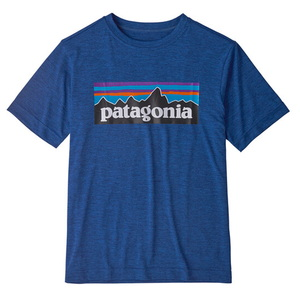 パタゴニア(patagonia) 【21春夏】ボーイズ キャプリーン クール デイリー Tシャツ 62420