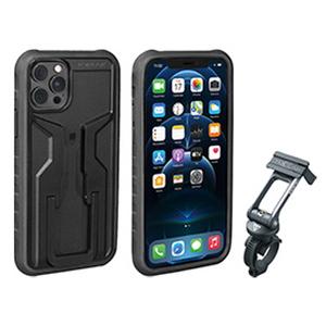 TOPEAK(トピーク) ライドケース (iPhone 12 / 12 Pro用) セット BAG44500
