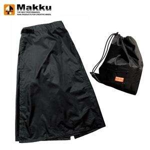 マック(Makku) 【マック×ナチュラム コラボ】レイン ラップ アラウンド EX NA-970 レインパンツ(メンズ&男女兼用)