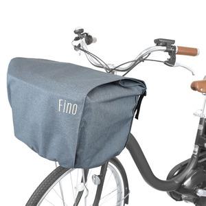 FINO(フィーノ) 電動アシスト自転車用カゴカバー前用 FN-FR-01 かご・バスケット