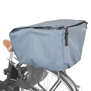 FINO(フィーノ) 電動アシスト自転車用カゴカバー 後用 FN-RE-01
