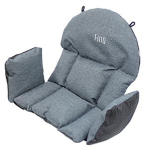 FINO(フィーノ) チャイルドシート用クッション 前/後ろ兼用 FN-CS