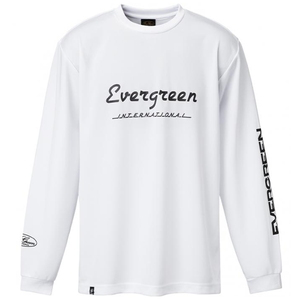 エバーグリーン(EVERGREEN) ドライロングTシャツ Fタイプ